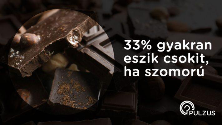 Pulzus kutatás - csoki