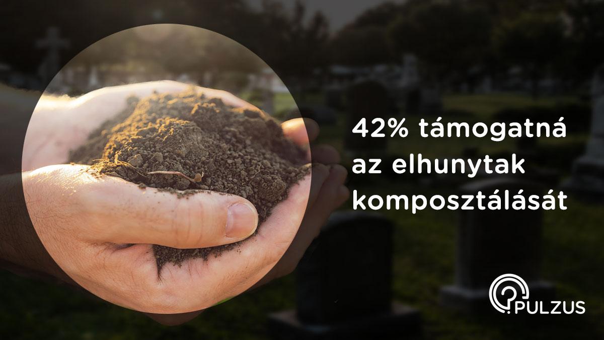 Pulzus kutatás - elhunytak komposztálása