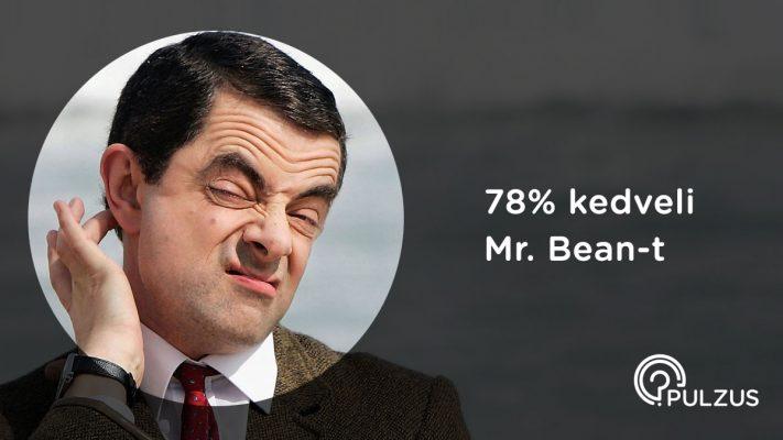 Pulzus kutató - Mr. Bean
