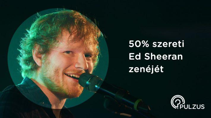 Pulzus kutató - Ed Sheeran