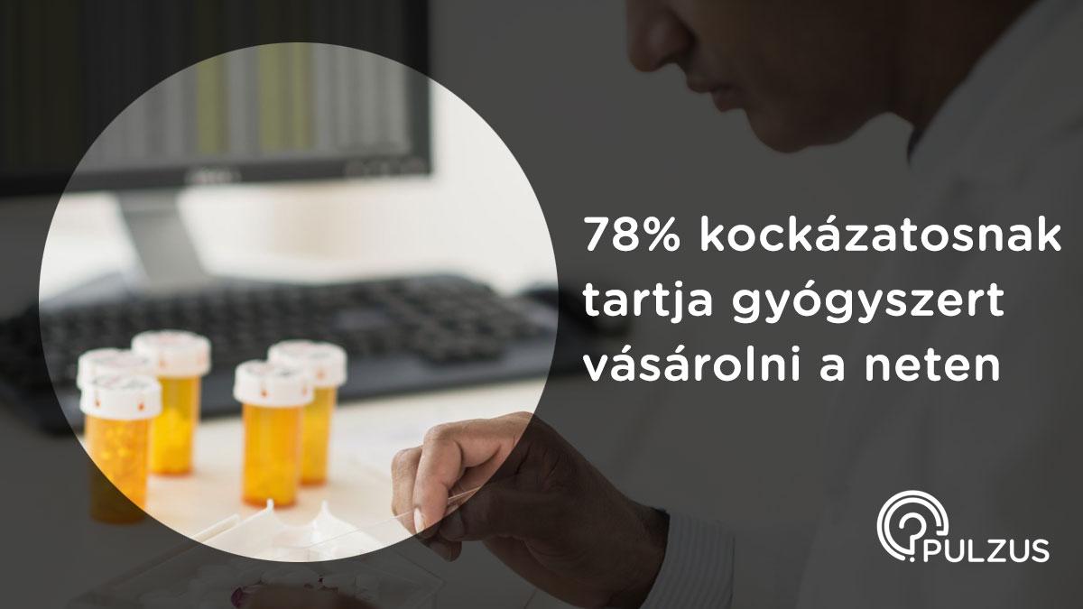 Pulzus kutató - gyógyszert vásásrolni a neten