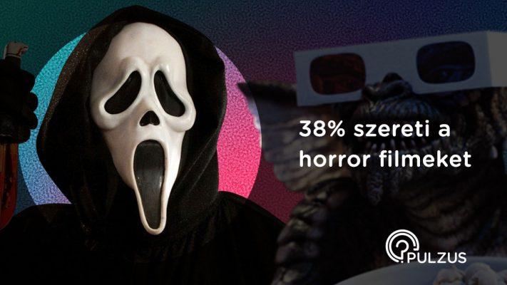 Pulzus kutatás - horror fimek
