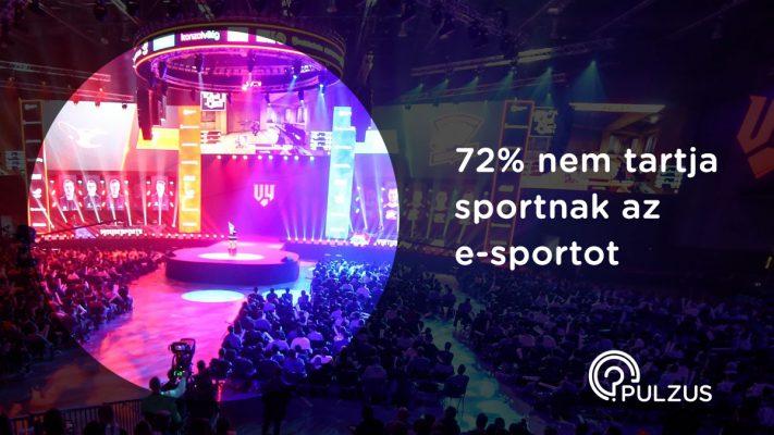 Pulzus kutatás - elektronikus sport