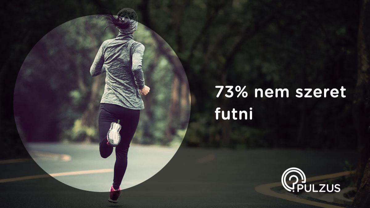 Szeretni a futást - Pulzus kutatás