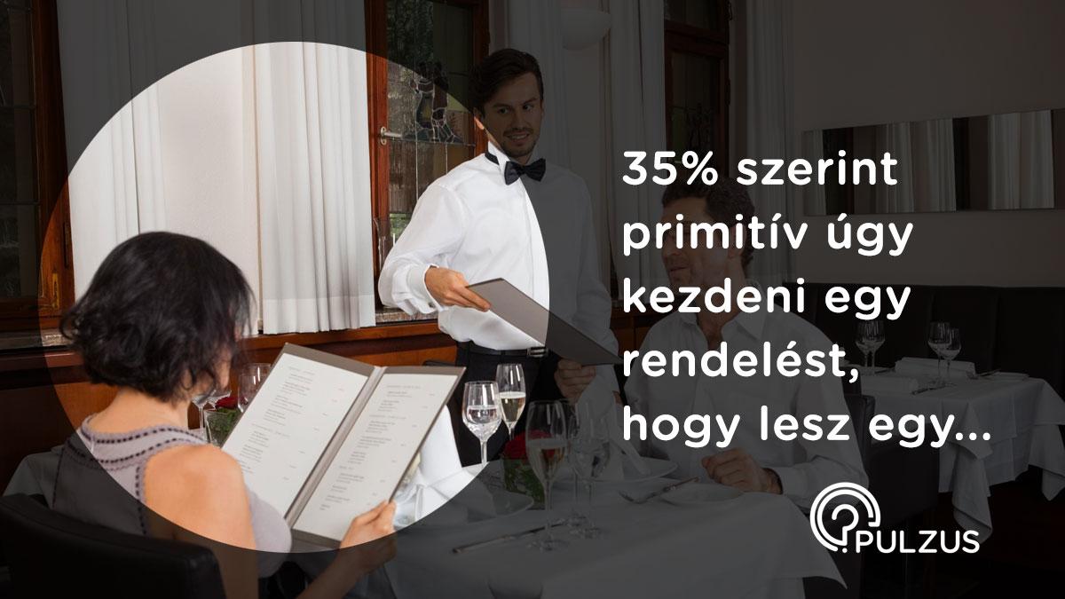 Primitív rendelés - Pulzus közvéleménykutatás