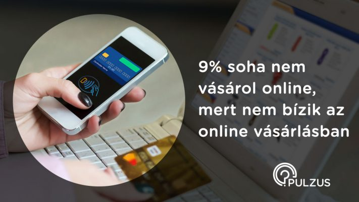 Online vásárolni - Pulzus közvéleménykutatás